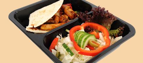 Ukázkový jídelníček - oběd